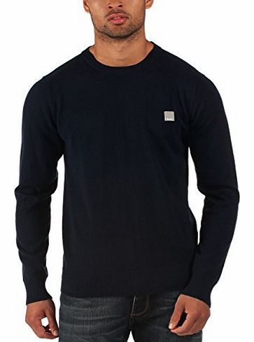Mens Hydriant Jumper, Blue (Total Eclipse), Medium