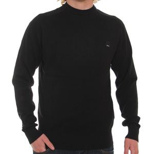 Ofsted Crew neck jumper - Black