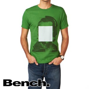 T-Shirts - Bench Block Identity T-Shirt -