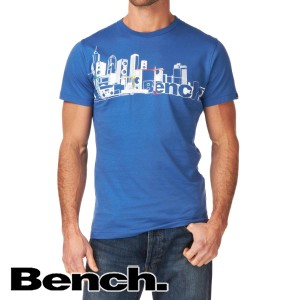 T-Shirts - Bench Check City T-Shirt -