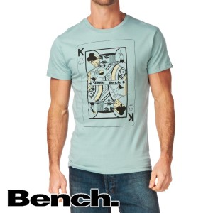 T-Shirts - Bench King Of Clubs T-Shirt -