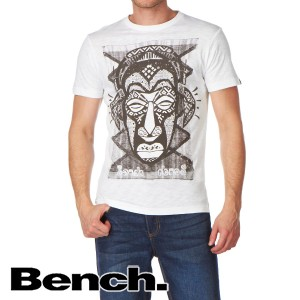 T-Shirts - Bench Rug Cutter T-Shirt - White
