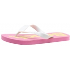 Womens Large Logo Pool Shoe Pink