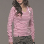 Womens Medal Hoody Orchid Smoke