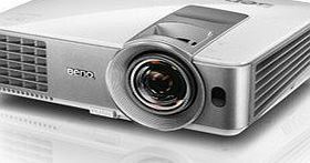 BenQ MS630ST SVGA DLP Projector for Business Office (3200 Lumens, 4:3, Short Throw, Long Lamp Life, Power Saving, HDMI x 2)