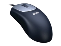 USB OPTICAL MOUSE M106 SILVER BLACK
