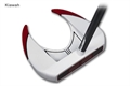 Golf Pure Red MOI Putter Right Hand