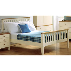 Alaska - 4FT 6` Double Bedstead