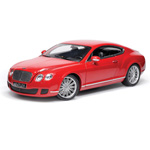bentley Continental GT 2008 Red