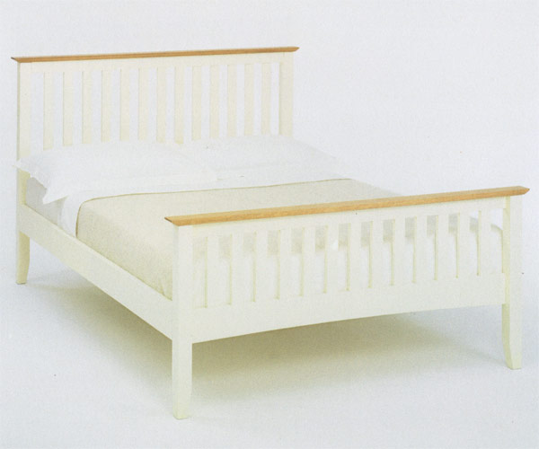 Alaska Bed Frame Double 135cm