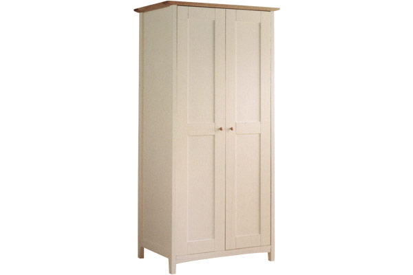 Alaska Two Door Wardrobe