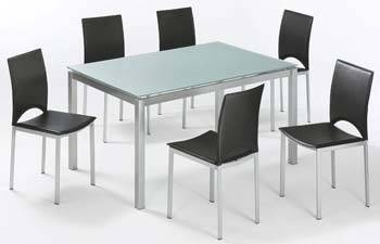 Arctic Dining Set