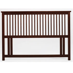Atlantis 4FT 6 Double Headboard