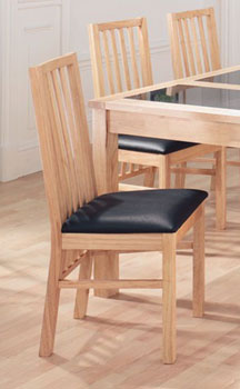 Atlantis Dining Chairs (pair)