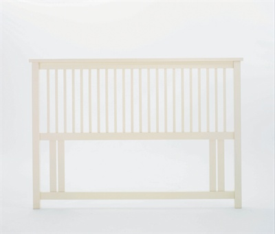 Atlantis Ivory Small Double (4) Headboard