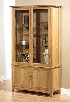 Boston Glass Display Cabinet