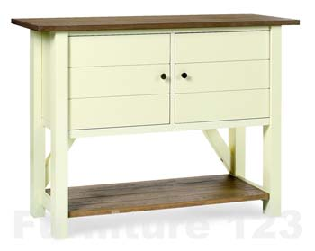 Coniston Two Tone Small Sideboard