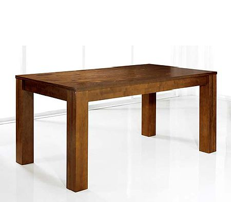 Cuba Acacia Rectangular Dining Table