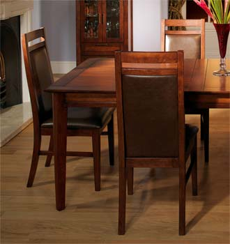 Henley Leather Dining Chair (pair)