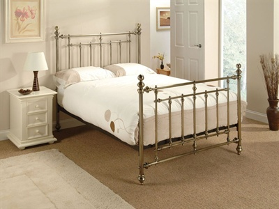 Imperial Double (4 6`) Slatted Bedstead