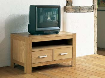 Lyon Oak Entertainment Unit