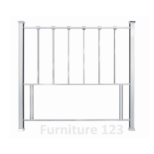 Madison Metal Headboard - kingsize