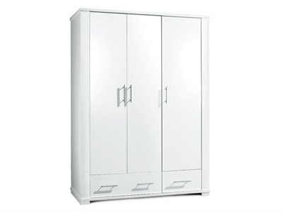 Metro 3 Door Wardrobe Small Single (2