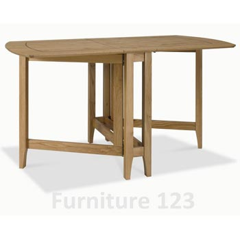 Modena Gateleg Extending Dining Table