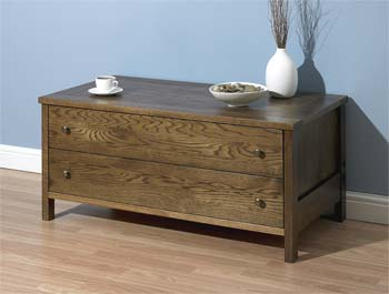 Newhaven 2 Drawer Chest