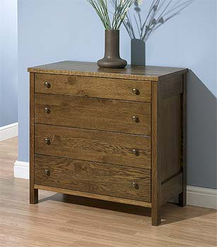 Newhaven 4 Drawer Chest