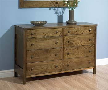 Newhaven 8 Drawer Dresser