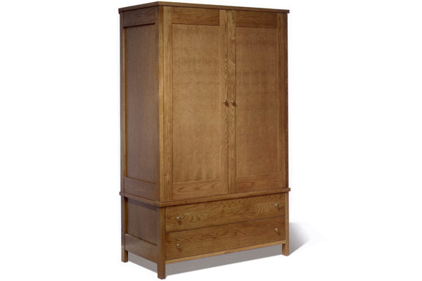 Newhaven Large 2 Door Wardrobe