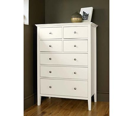 Princeton 3 + 4 Drawer Chest - WHILE STOCKS LAST!