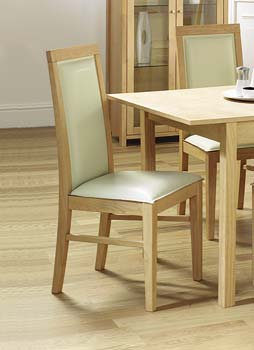 Riga Maple Butterfly Dining Chairs (pair)