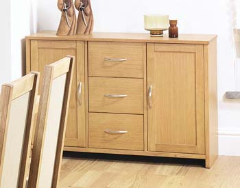 Tetro Sideboard in Oak