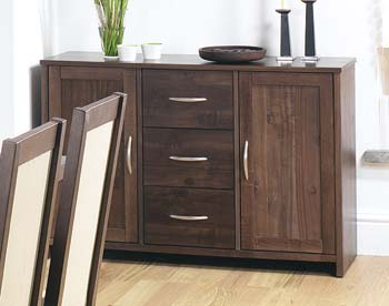 Tetro Sideboard in Walnut