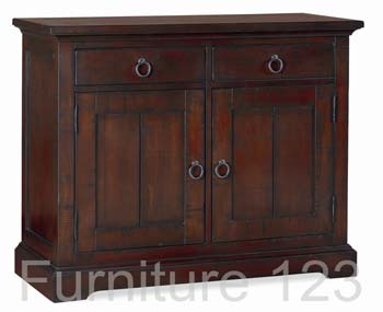 Tomoka Dark Small Sideboard