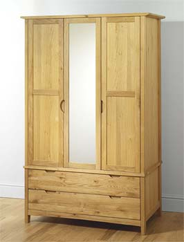 Tuscany 3 Door Wardrobe