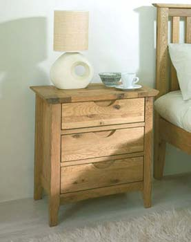 Tuscany Bedside Table
