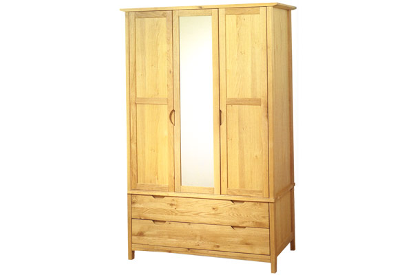 Tuscany Three Door Wardrobe