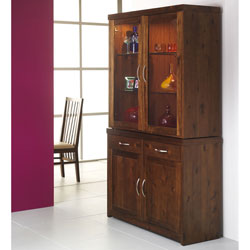 Panama Buffet Hutch