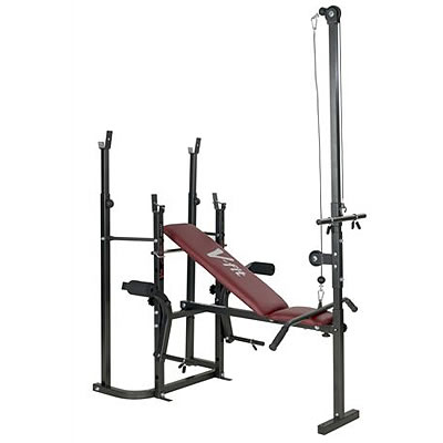 V-fit 05LFSPT Bench   Leg, Fly, Squats and Lat (05LFSPT Bench)