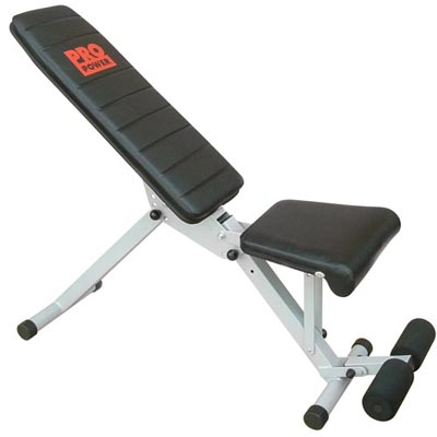 V-Fit 13 in 1 Multi Adjustable Training Bench