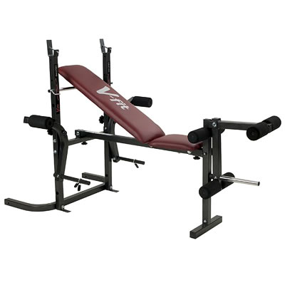 V-fit STB/09-2 Bench + Leg and Fly Attach