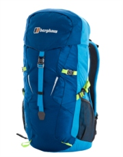 Capacitor 35 Rucksack - Stained Glass Blue