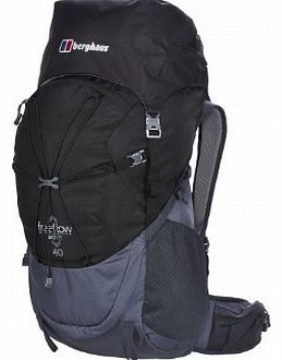 Freeflow II 30 Backpack - Black/Carbon, One Size
