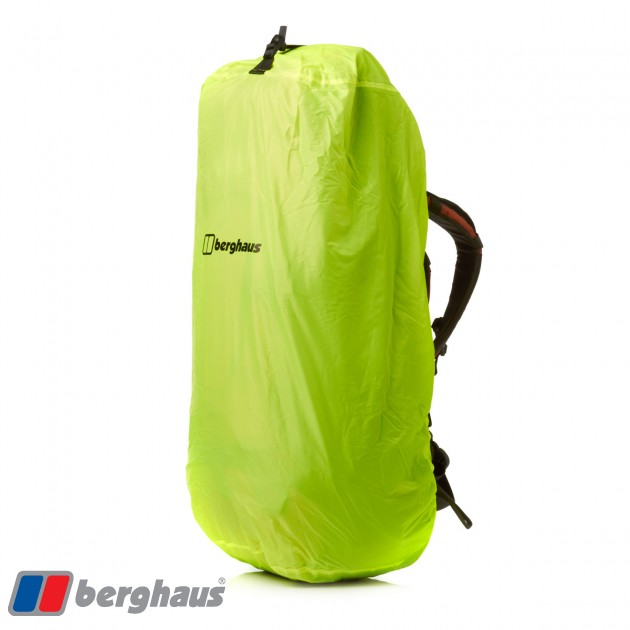 Large Rucksack Cover - Fluorescent Yellow