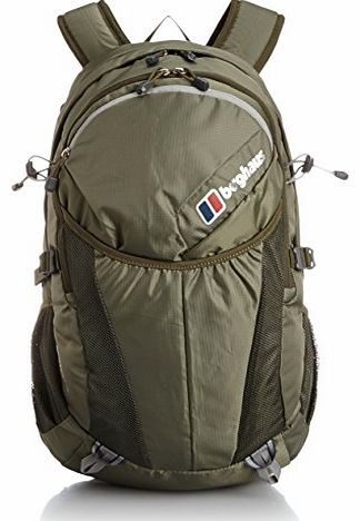 Remote II 30 Rucsac - Rich Olive/Frost Grey, One Size