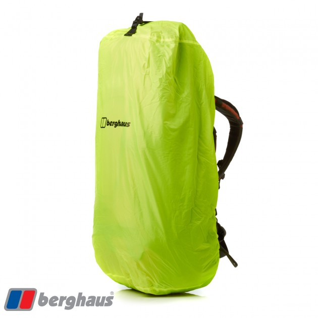 Small Rucksack Cover - Fluorescent Yellow