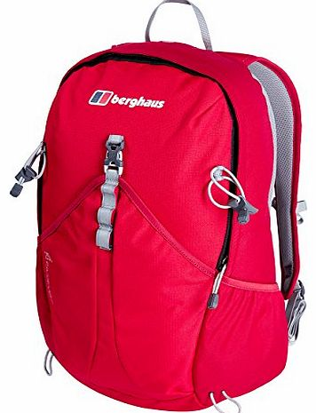 Twenty Four Seven Plus 25 Rucksack - Red/Chili Pepper, One Size